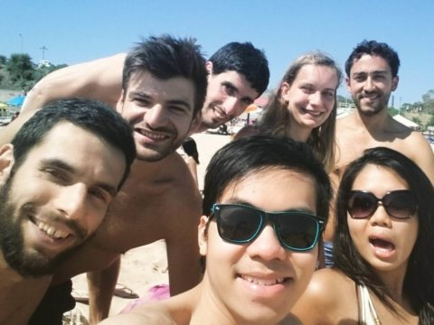 Have fun under the sun every day in Lisbon!