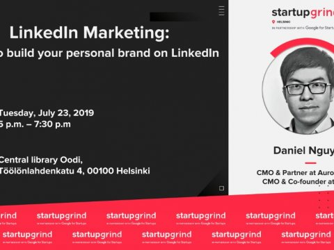 Interested in leveraging your LinkedIn for your career or business? Come to my LinkedIn Marketing workshop on 23rd July