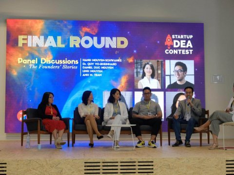 The Startup Idea Contest 2019 has ended successfully
